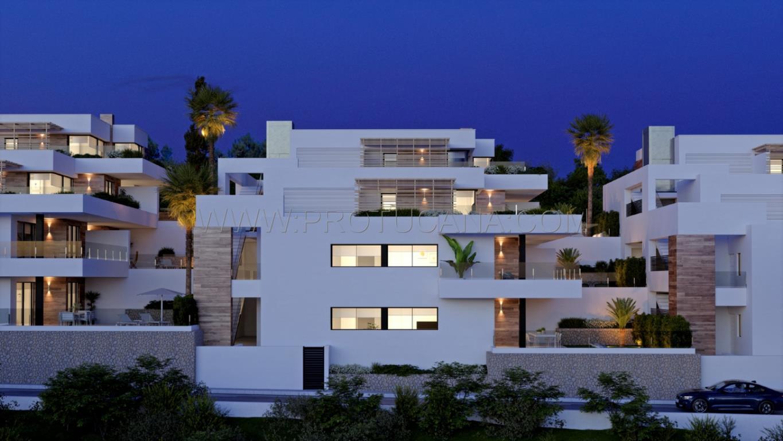 Inmobiliaria en Altea