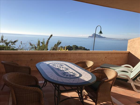 Location in Altea